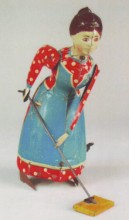 Busy Lizzie Housemaid Doll